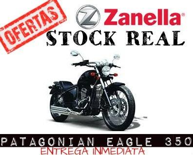 patagonian eagle 350 moto zanella