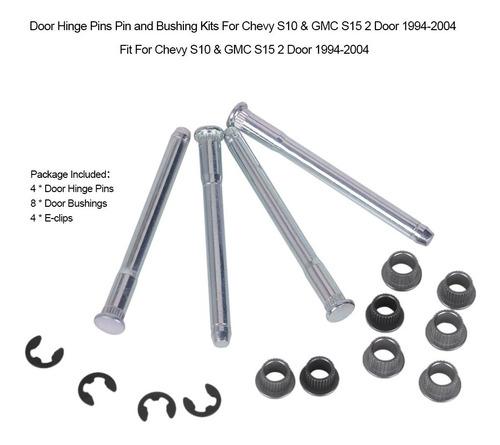 patas bisagra puerta y kits cojinete para chevy s10 y gmc s1