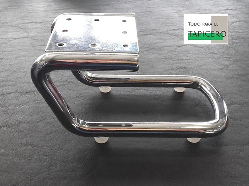 patas de metal para sillones - modelo 4 -