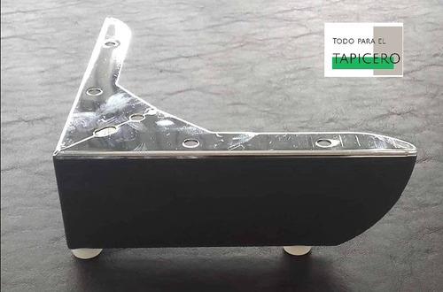 patas de metal para sillones - modelo 6 -