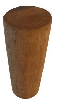 patas madera torneada pata 12 cm sin perno ideal para atornillar uso en sillones puff mesas tapiceros almacén baum