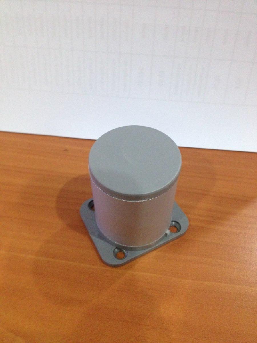 Patas para cocina y muebles pt 05 5cm aluminio bs - Patas de aluminio para muebles ...