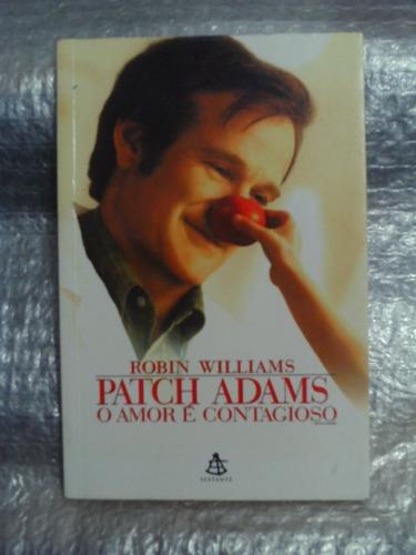 patch adams o amor é contagioso - robin williams