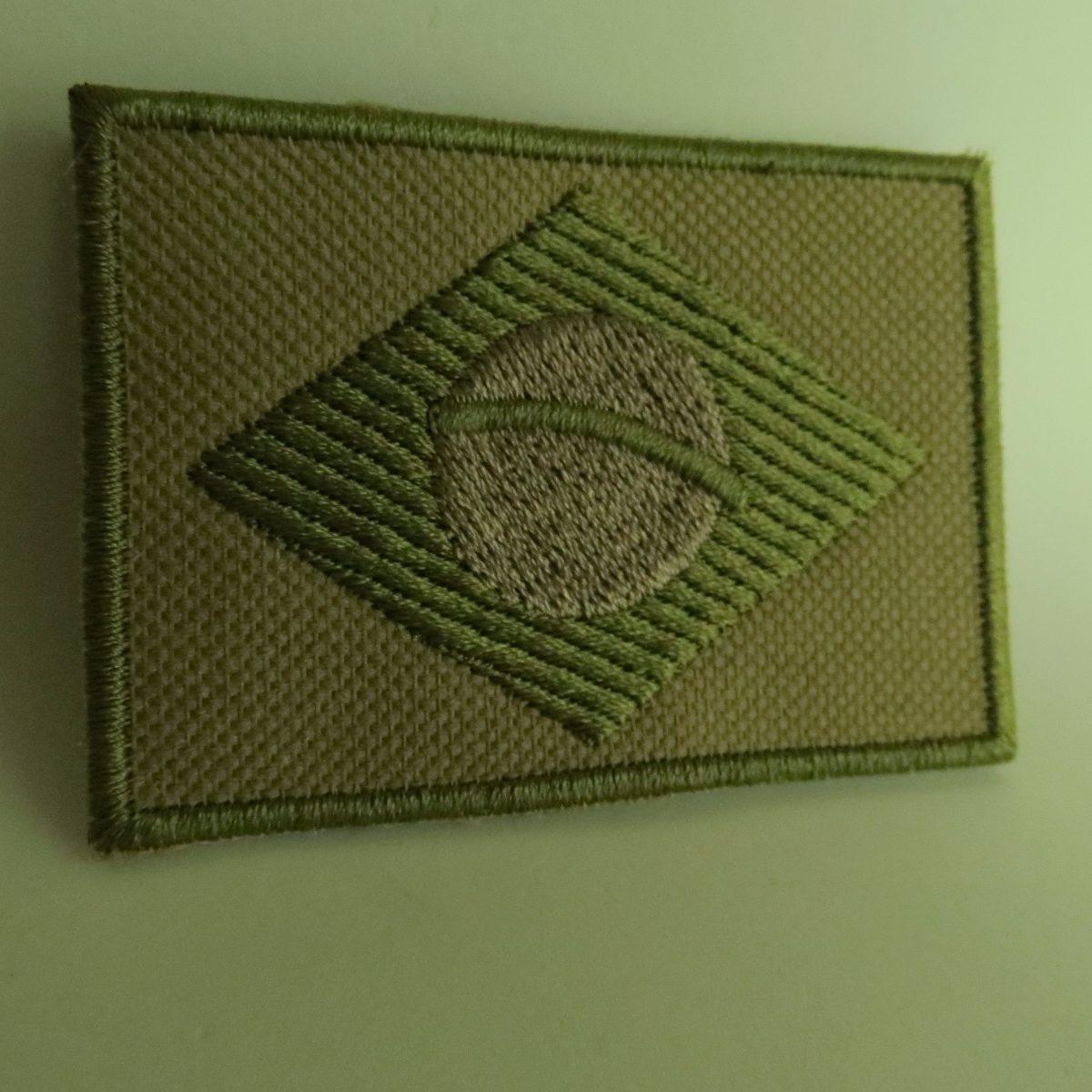 patch bordado bandeira brasil multicam militar tático. Carregando zoom. 1d0dc90c9db
