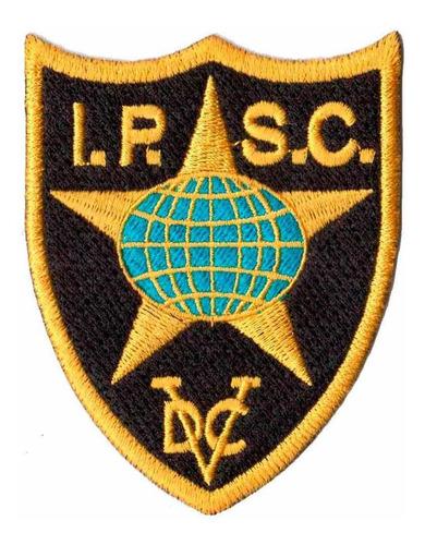 patch bordado - ipsc confederação tiro dv80506