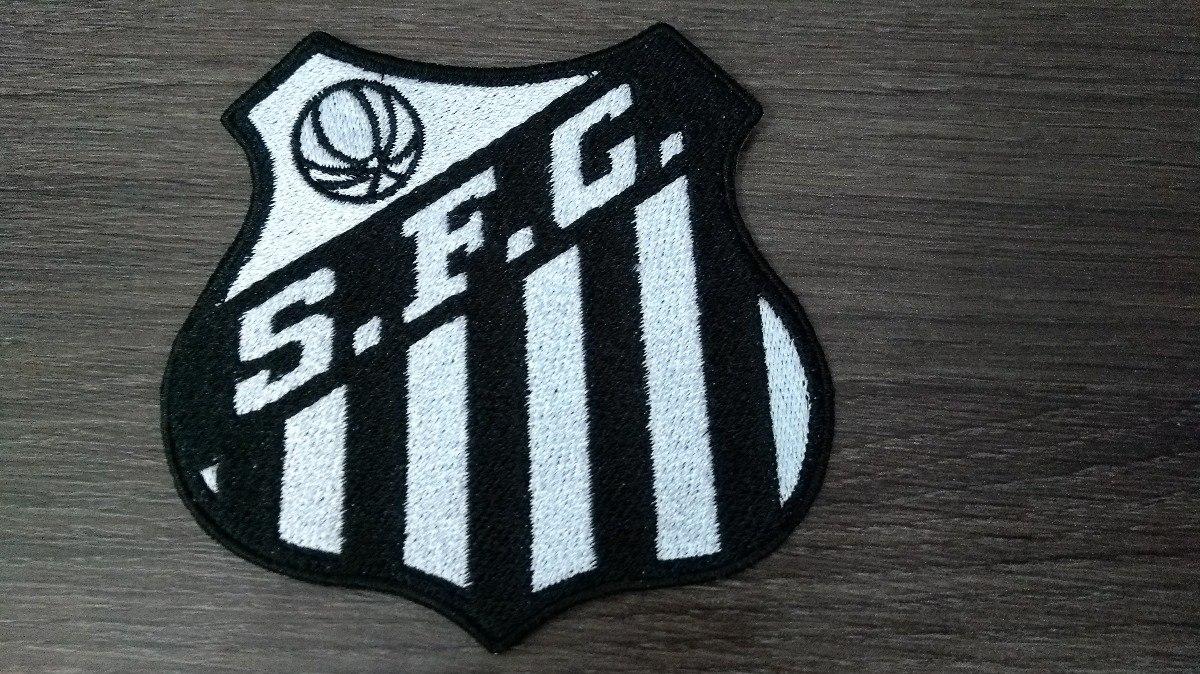 df2409641f Patch Bordado - Santos Futebol Clube - R  23
