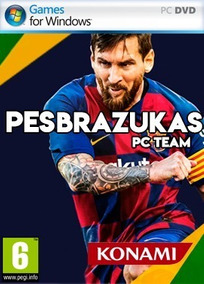 PES 2013 BRAZUKAS PARA BAIXAR PATCH PC