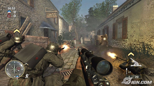 patch call of duty finest hour (play2)