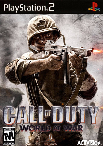 patch call of duty world at war play2 frete grátis