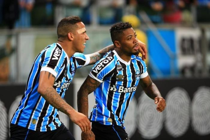3f170bb2c9 Patch Camisa Do Grêmio Tricolor  Par Vero + Iplace. - R  40