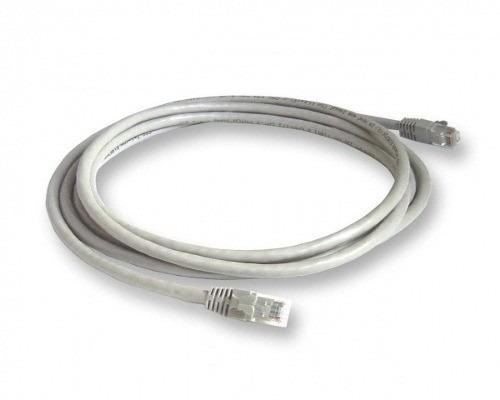 patch cord cat6 panduit 3 mts cinza claro (stpctg3mbbl)