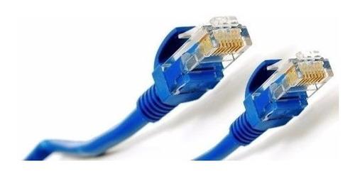 patch cord certificado 3 metros cat5 cable red utp cat 5e