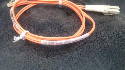 patch cord lc lc duplex de 1 metro
