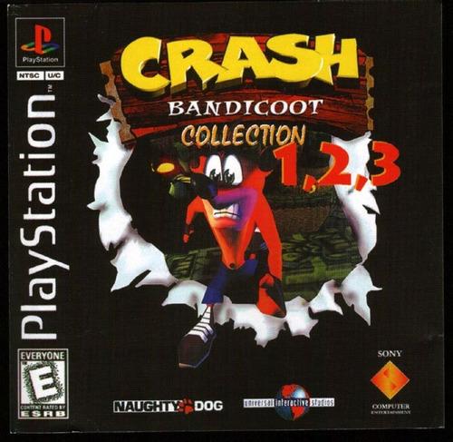 patch crash coleção 3 em 1