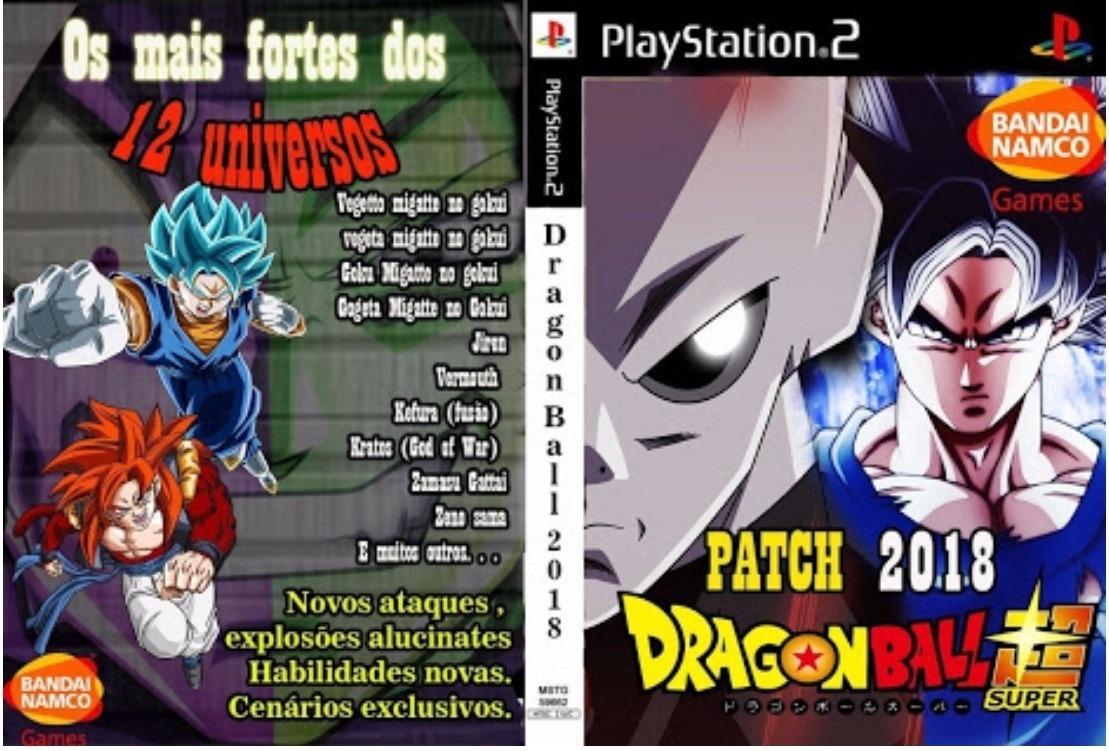 Patch Dragon Ball Z Budokai Tenkaichi 3 Super Ps2