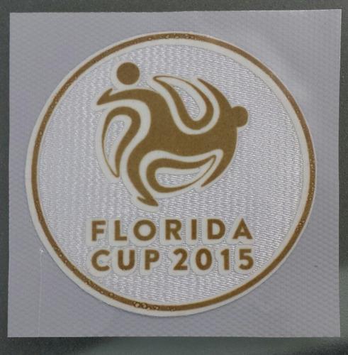 patch florida cup 2015 corinthians fluminense