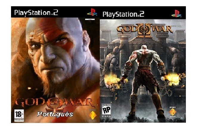 God Of War 1 Ps2
