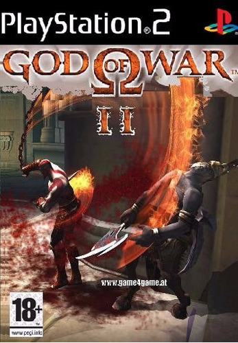 patch god of war2 (play2)