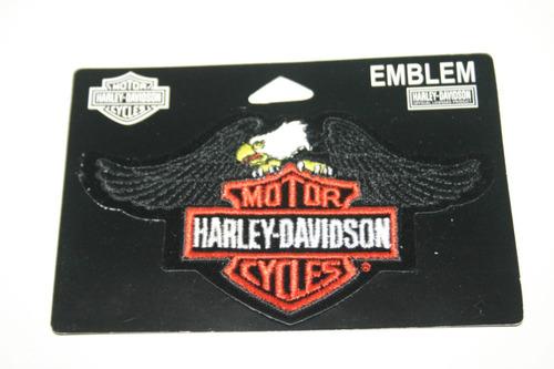 patch harley davidson original logo bar & shield original
