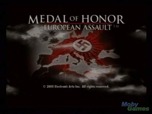 patch medal of honor european assault play2