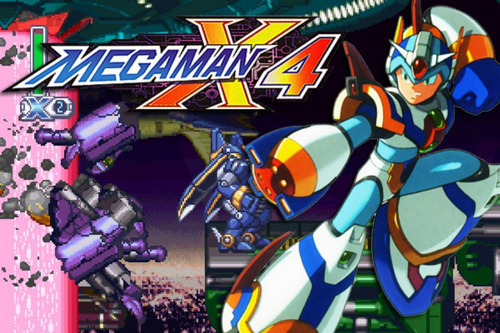 patch megaman x4 - ps1 playstation one psx