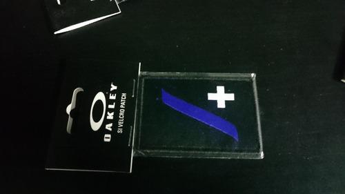 14ca508b42f Patch Oakley - Infinite Hero - Velcro - Colete Ap Vest Boné - R  70