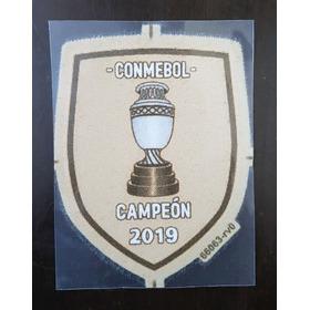 Patch Oficial Campeão Copa América 2019 Lextra Frete Grátis