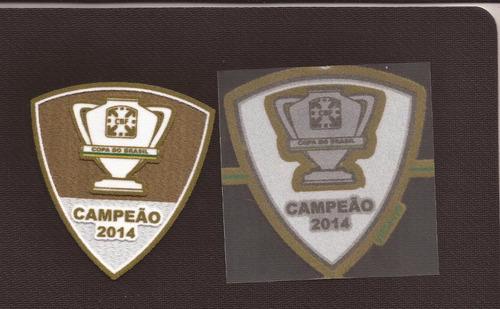 patch oficial lextra atlético mg campeão copa do brasil 2014