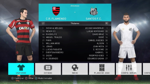 patch / option file pes18 ps4 v12 super atualizado!