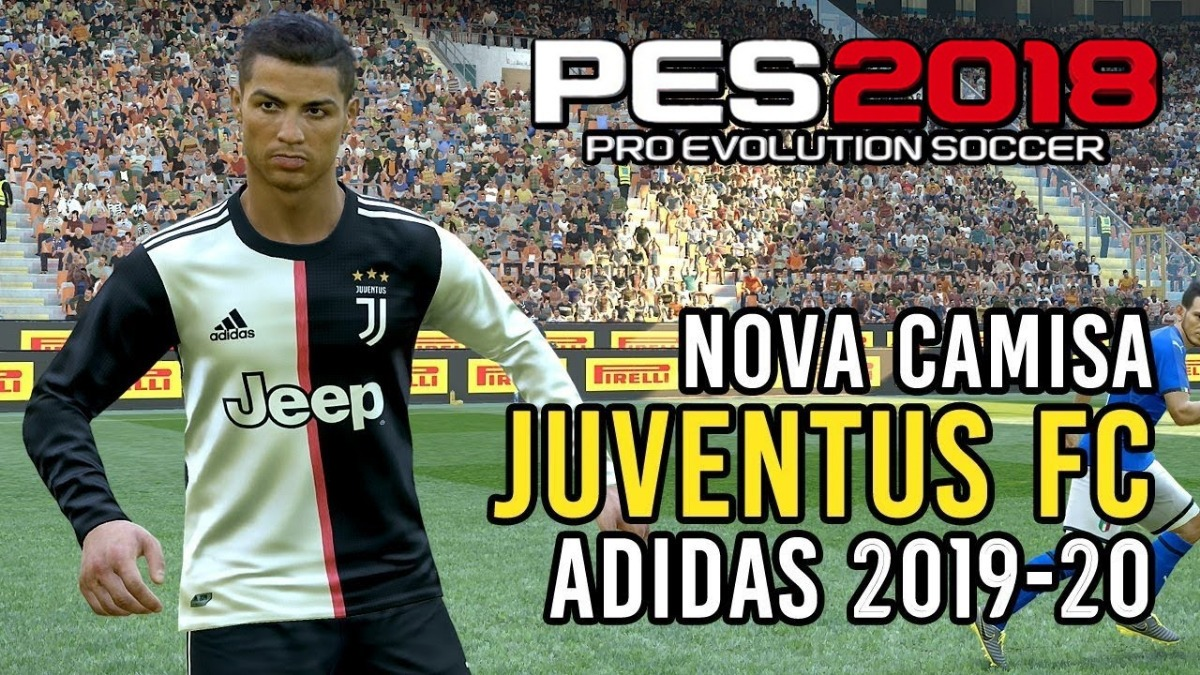 Banner do game PES 18 para PS3