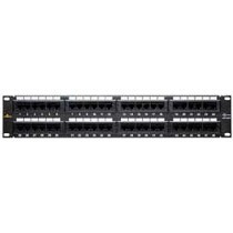 patch panel 48 puertos cat 5e