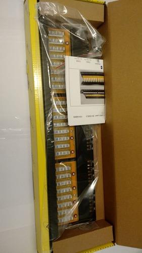 patch panel cat 6 keline 24 puertos rj45 pachera