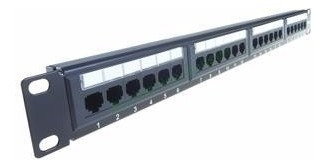 patch panel red