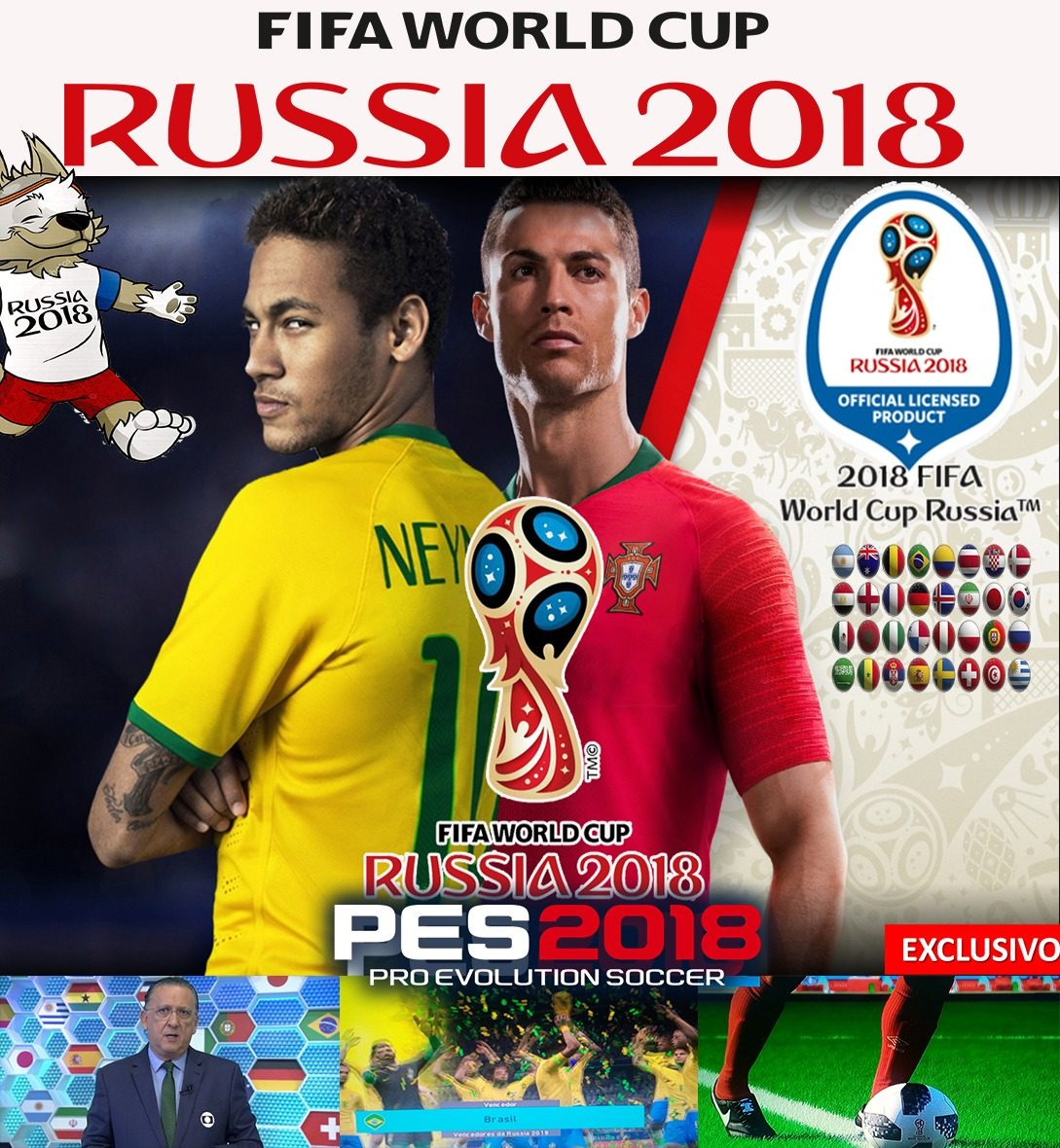 Pes 2018 World Cup Patch Download