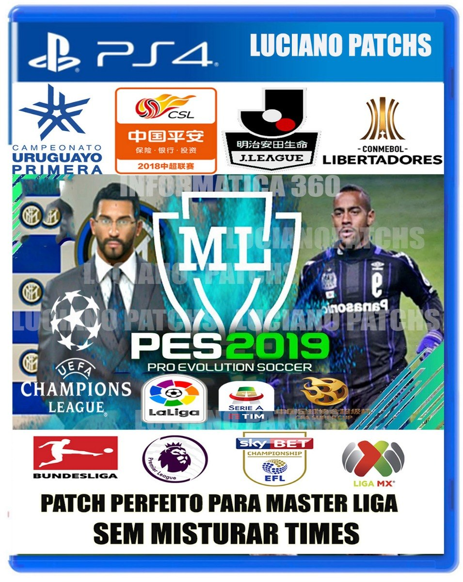 pes 2019 champions league patch