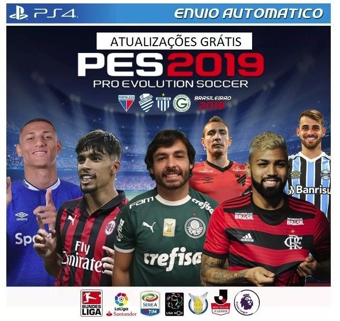 Baixar option file pes 19 ps4   Playstation 4 PES downloads  2019-03-09