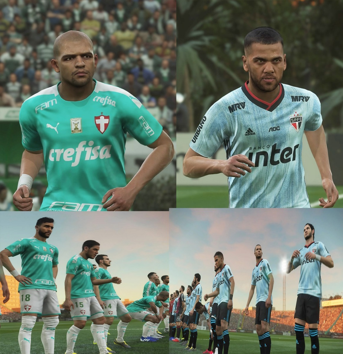 Patch Pes 2019 Ps4 V19 Atz Agosto Compatível Dlc 6 0 Show!
