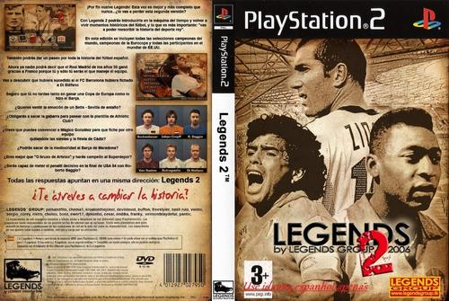 patch pes9 legends 2 by legends group ps2