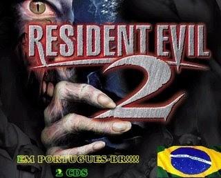 patch - resident evil 1,2,3 - psp - português!!!