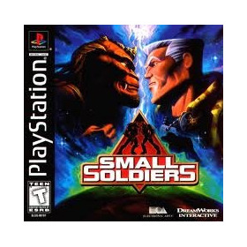 Patch Small Soldier Ps2/ps1