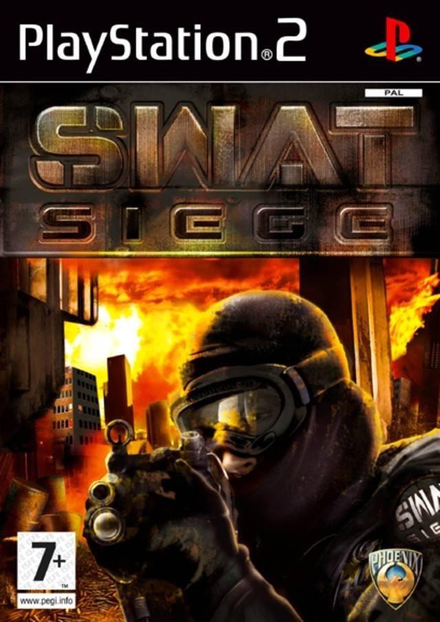 Resultado de imagem para swat siege ps2