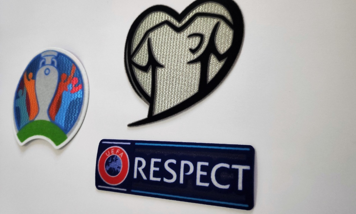 Patch Uefa Euro 2020