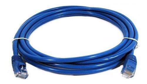 patchcord cable de red armado 30 metros categoria 5e
