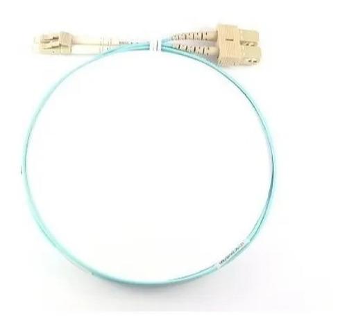 patchcord de fibra optica lc - sc de 3mts