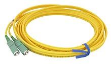 patchcord fibra optica conectores fc sc y + monomod multimod