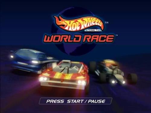 patche hot wheels world race