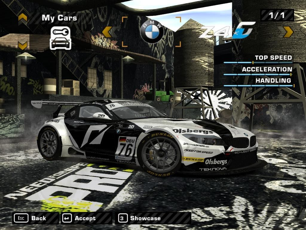 Patche need for speed most wanted play2 r 13 99 em for Garage jm auto audincourt