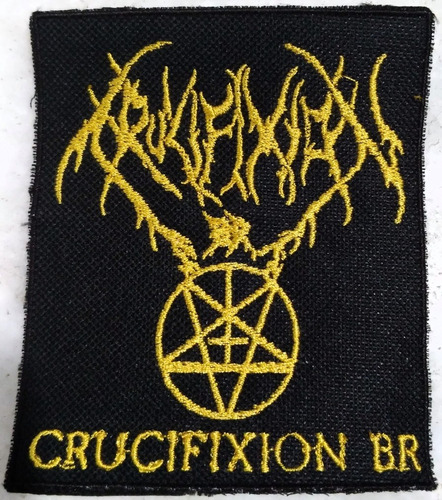 patches crucifixion br