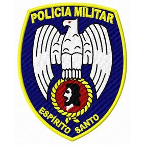 a231221c3cea8 Bordado Policia Militar no Mercado Livre Brasil