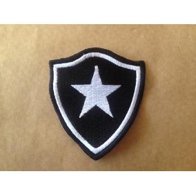 87f266eb60944 Escudo Bordado Do Botafogo no Mercado Livre Brasil